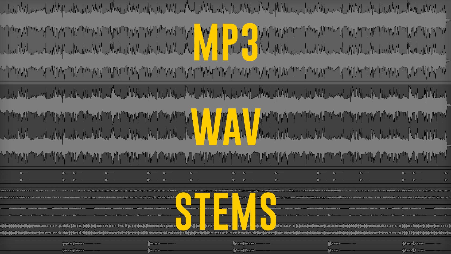 Blog - Mp3 Wav Stems - 1920x1080